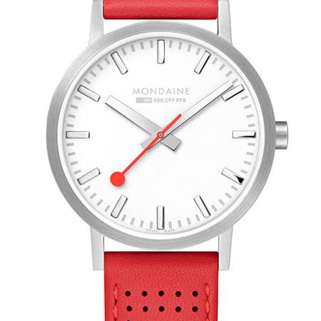 【クーポン利用で1200円OFF】A660.30360.16SBC MONDAINE モンディーン CLASSIC メンズ 腕時計 国内正規品 送料無料