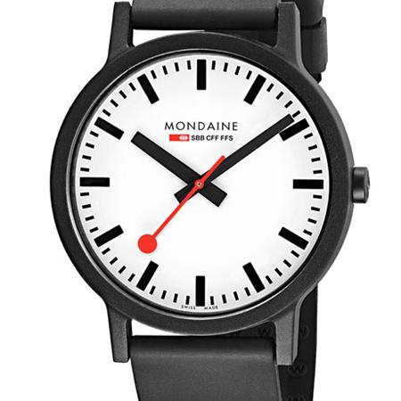 【クーポン利用で800円OFF】MS1.41110.RB MONDAINE モンディーン エッセンス essence メンズ 腕時計 国内正規品 送料無料