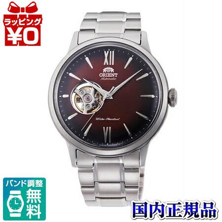 【クーポン利用で800円OFF】RN-AG0016Y ORIENT CLASSIC オリエント クラシック EPSON エプソン 茶色文字盤 ブラウン メンズ 腕時計 国内正規品 送料無料