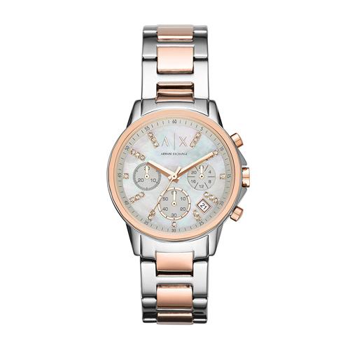 【クーポン利用で1000円OFF】AX4331 Armani Exchange アルマーニエクスチェンジ 並行輸入品 Lady Banks レディース 腕時計 送料無料