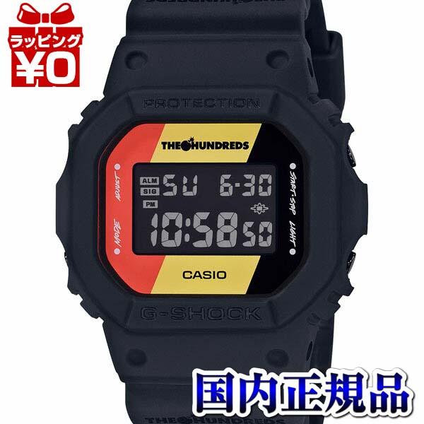 【クーポン利用で1000円OFF】DW-5600HDR-1JR G-SHOCK ジーショック Gショック CASIO カシオ タイアップ メンズ 腕時計 国内正規品 送料無料