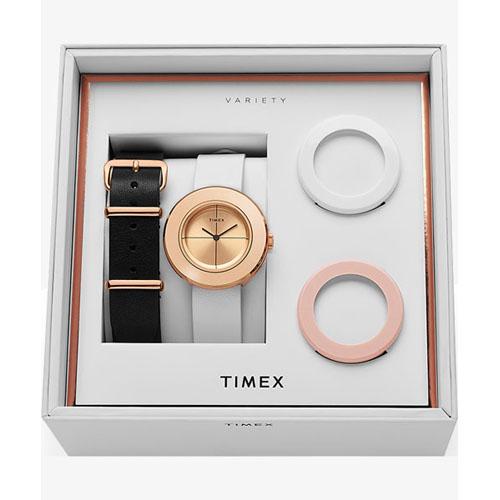 【クーポン利用で1200円OFF】TWG020200 TIMEX タイメックス バラエティ レディース 腕時計 国内正規品 送料無料