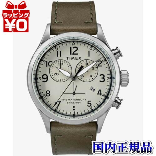 【クーポン利用で2000円OFF】TW2R70800 TIMEX タイメックス ウォーターベリー WATERBURY メンズ 腕時計 国内正規品 送料無料 ブランド