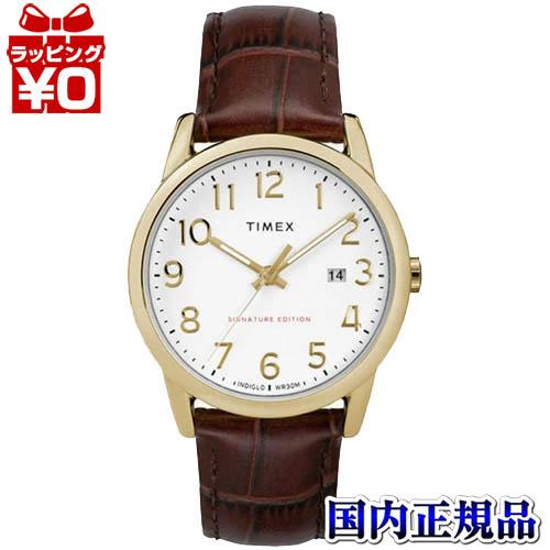 【クーポン利用で1000円OFF】TW2R65100 TIMEX タイメックス イージーリーダー easyreader メンズ 腕時計 国内正規品 送料無料
