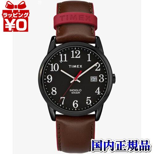 TW2R62300 TIMEX タイメックス イージーリーダー easyreader メンズ 腕時計 国内正規品