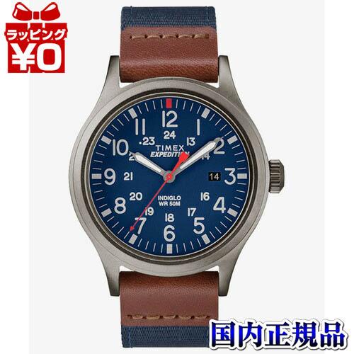 【クーポン利用で1000円OFF】TW4B14100 TIMEX タイメックス Expedition Scout エクスペンディション スカウト メンズ 腕時計 国内正規品 送料無料