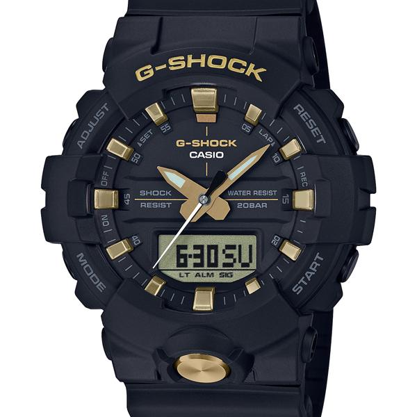 【エントリーでポイント5倍】GA-810B-1A9JF カシオ Gショック ジーショック CASIO G-SHOCK 黒 ブラック ゴールド メンズ 腕時計 国内正規品
