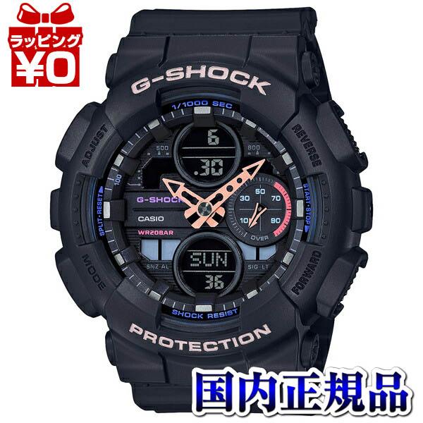 【クーポン利用で1000円OFF】GMA-S140-1AJR G-SHOCK Gショック ジーショック カシオ ミッドサイズ ブラック 黒 メンズ 腕時計 国内正規品 送料無料 ブランド