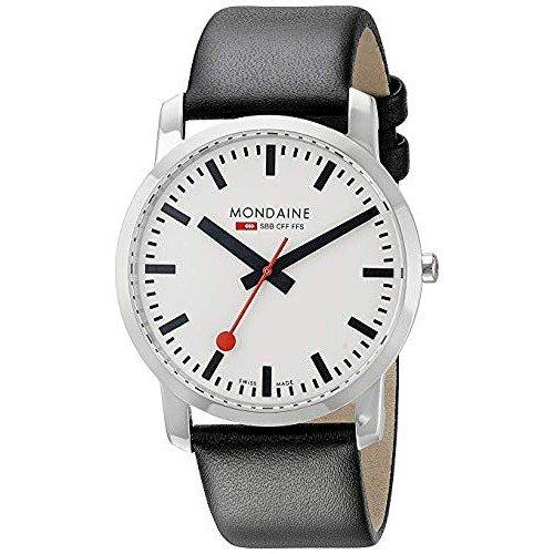 A638.30350.11SBB MONDAINE モンディーン スイス国鉄時計 シンプリィエレガント メンズ 腕時計 国内正規品 送料無料