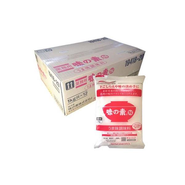 昭和三十年創業の粉問屋 岡坂商店-うどん二番.com- 味の素 人気 うま味調味料 優先配送 1kg×12