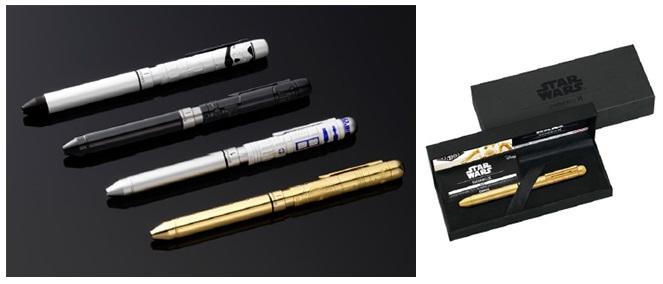 【数量限定】ゼブラシャーボXスターウォーズ コレクション多機能ペン【レア商品】