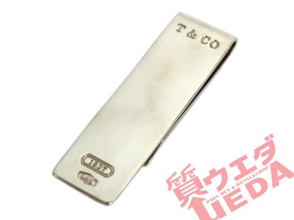 【名古屋】【TIFFANY&Co】ティファニー/マネークリップ1837/スターリングシルバー【中古】