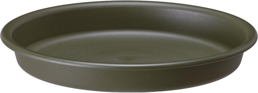 【送料無料】 グロウプレート 12型 グリーン 180枚セット プランター 受け皿 受皿 鉢 大和プラスチック