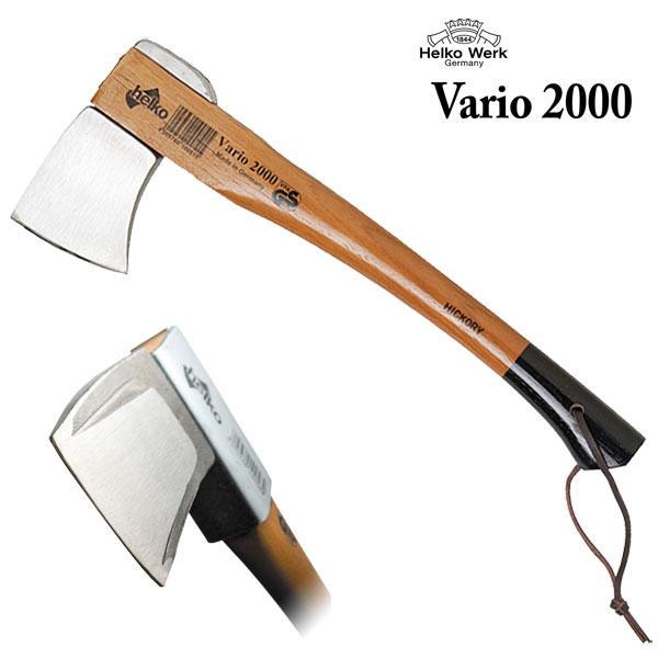 【送料無料】 ヘルコ 薪割り 斧 Vario2000 ハンターズアックス VR-2 アックス 薪 薪割り斧 焚き火 手動 薪ストーブ キャンプ アウトドア 焚き付け