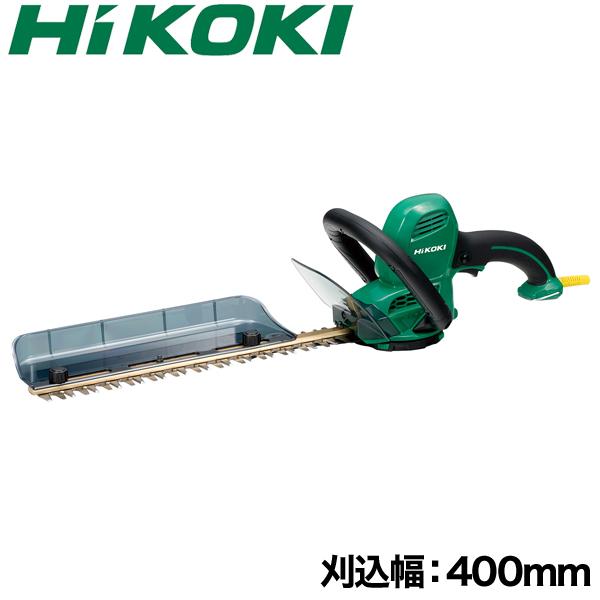 【送料無料】【HiKOKI】 植木バリカン CH40SH 剪定 トリマ 本体 ブレード 付 日立工機