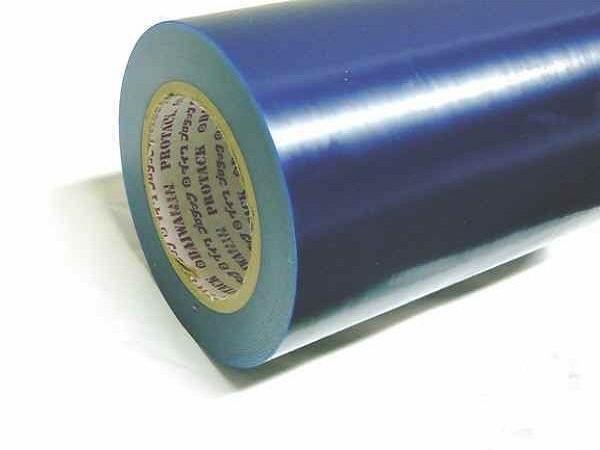 ダイワプロタック 金属表面保護テープ 青色 厚み0.07mmx幅1000mmx長さ100m
