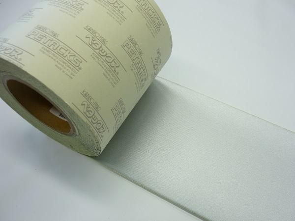 シート補修テープ シルバー 幅140mmx25m巻 ペタックス