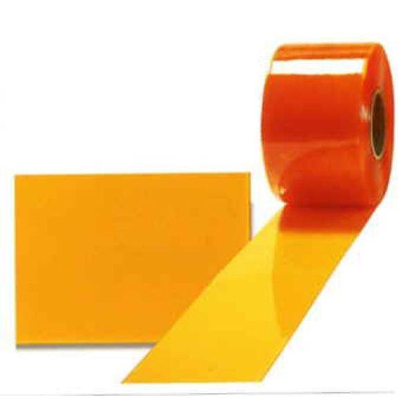 アキレスミエール 防虫オレンジ制電フラット 2mm厚x300mm幅x30m巻