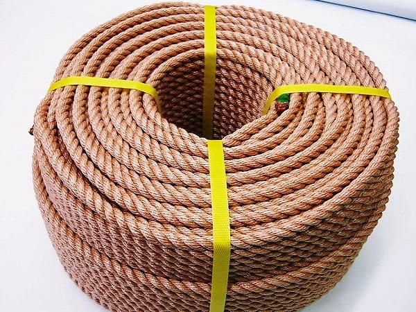 PPロープ PPカッチロープ 国産 直径16mmx長さ200m 1巻売り