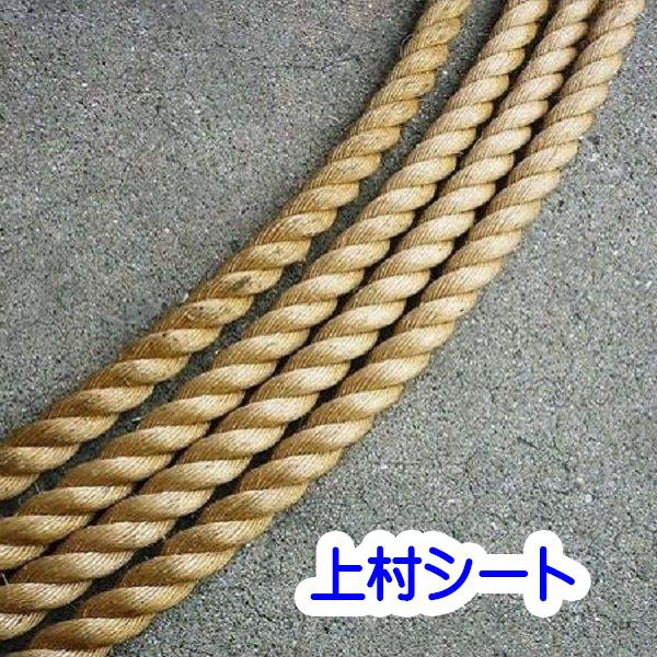 切り売り 麻ロープ マニラロープ サイザル ロープ スーパーSALE セール期間限定 麻 切売り 染サイザル 染サイザルロープ 割引 直径18mm マニラ麻 カット販売