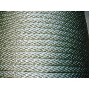 ナイロン金剛打ちロープ 組紐 組みひも ひも 直径9mm x 長さ300m