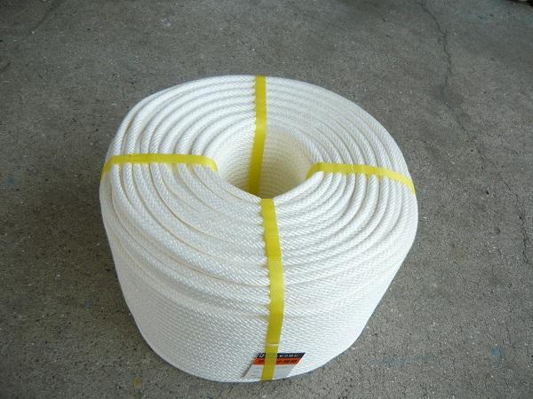 クレモナ金剛打ちロープ 直径12mmx長さ200m