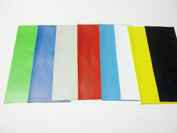 カラービニールシート 不透明カラー 0.1mm厚x920mm幅x50m 1巻売り ビニールテーブルクロス イベントシート