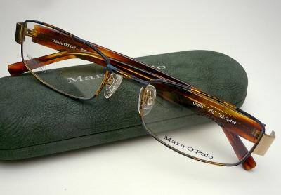 マルコポーロ Marc O'PoloMP5066-256度付 メガネ 眼鏡 伊達メガネ