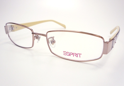 エスプリ ESPRIT メガネセット ET9324E-LBHOYA薄型レンズ付きセット