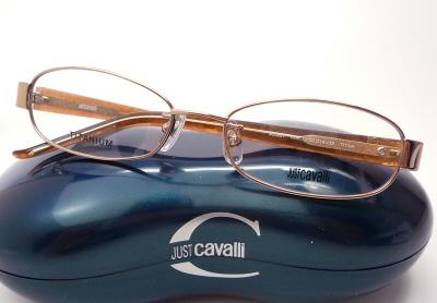 JUSTcavalli ジャストカヴァリ JC0221-1SLB セール 登場から人気沸騰 処分特価 格安SALEスタート メガネセット