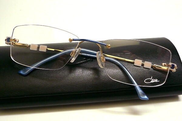安売り サングラス用レンズ無料サービス中 カザール メガネフレーム cazal190-656 眼鏡 伊達メガネ メガネ 交換無料 CAZAL190-656度付