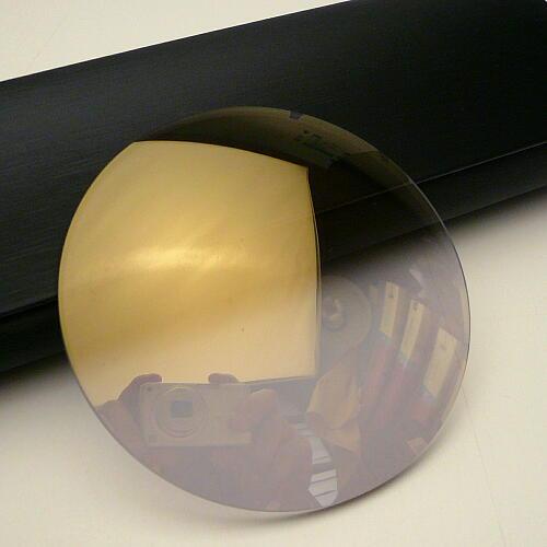 CR グレー50ゴールドミラーサングラス用 CR-GY50-GDML