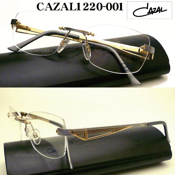 カザール 2018 CAZAL1220-001 メガネフレームCAZAL1220-001 度付 メガネ 眼鏡 伊達メガネ