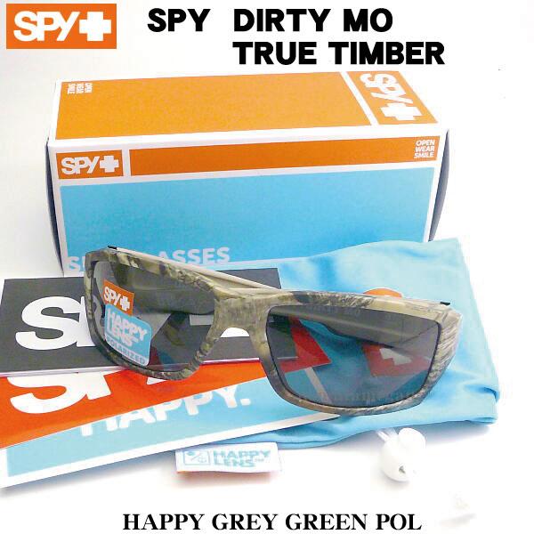 スパイ【SPY-DIRTY MO】サングラスDIRTY MO TRUE TIMBER 偏光
