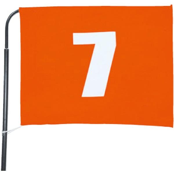 風が吹いても巻かれず 遠くからでも見える スーパーフラッグ ショッピング 等賞旗 ナンバー旗 マーケティング