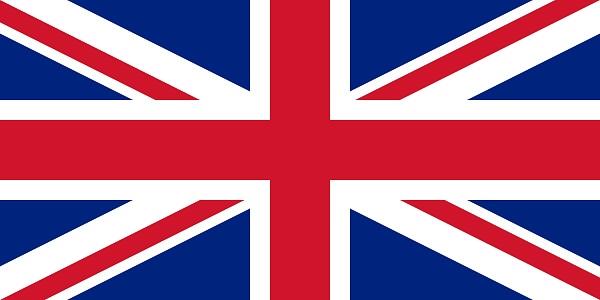 イギリス 国旗 アクリル生地 120x180cm