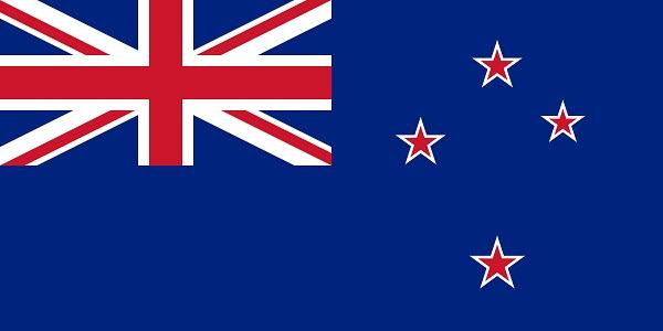 ニュージーランド 90x135cm 国旗 国旗 アクリル生地 アクリル生地 90x135cm, トウジョウチョウ:5bec102e --- sunward.msk.ru