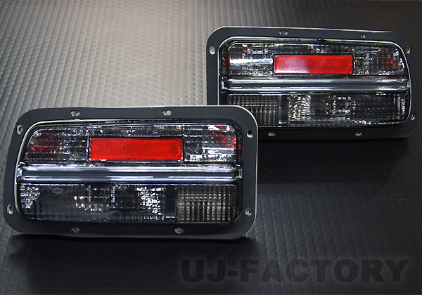 【全国送料無料!即納】フェアレディZ S30/S30Z ワンテール <スモーク> 新品(前期用) ハイクオリティレプリカ!