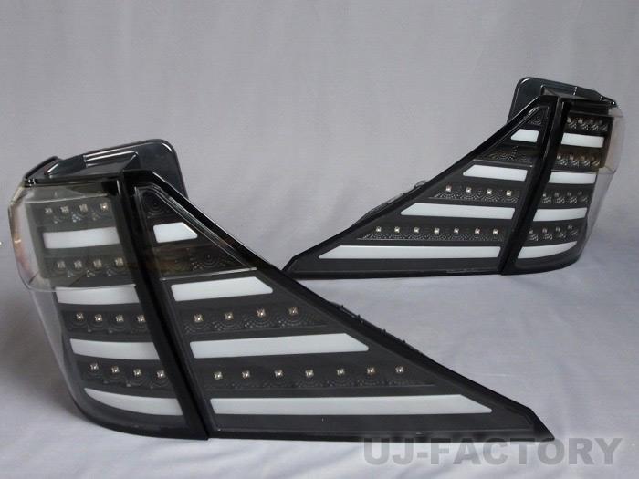arufado/verufaia 20系统★全部的LED尾灯/平地黑色★管子LED型科林/鲨鱼