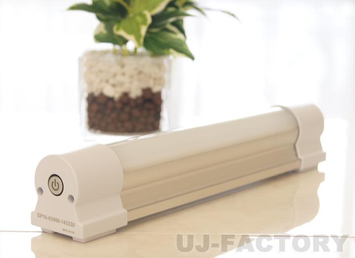 ★ハンディーブライト(小)★ 明るい充電式ポータブルLEDライト LED蛍光灯 調光/点滅
