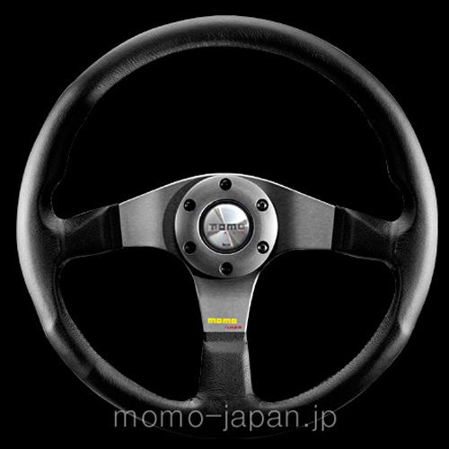 【正規品】MOMO ステアリング TUNER(チューナー) ガンメタスポーク(ダークグレイ) 32φ/ 35φ