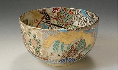 Ujichaen Of Uji Green Tea And Kiyomizu Pottery Kiyomizu