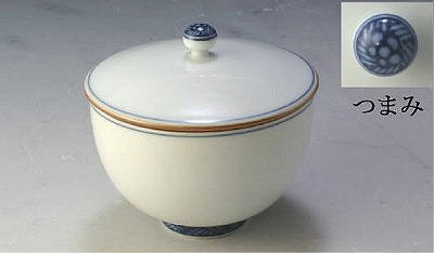 【 送料無料 】 京焼 清水焼 京 焼き 京焼き 蓋付お茶呑茶碗 湯飲み茶碗 来客用にも ゆのみ 5客 紙箱入り 清香
