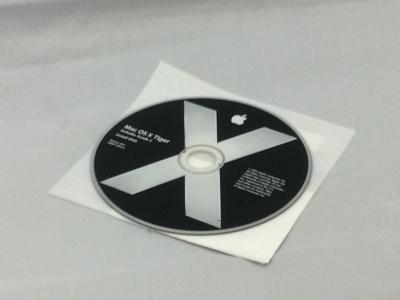 【中古】[ Apple ] Mac OSX 10.4 Tiger タイガー DVDディスクのみ
