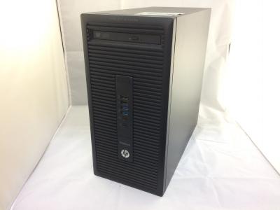 【中古】[ HP ] HP Elite Desk 705 G1 MF / AMD A4 PRO-7300B 3.80GHz / 4GB / 500GB / Windwos10 Pro 64Bit