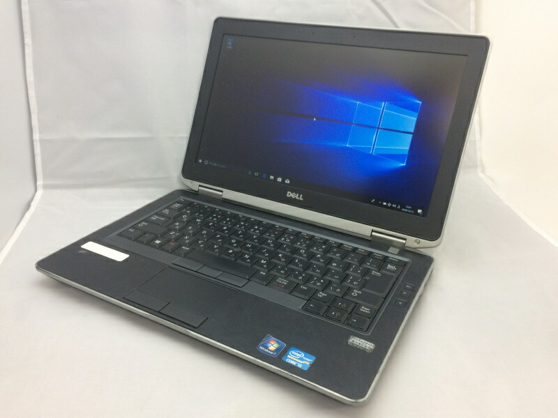 【中古】[ DELL ] Latitude E6330 / Core i5 3220M 2.6GHz / 4GB / 320GB