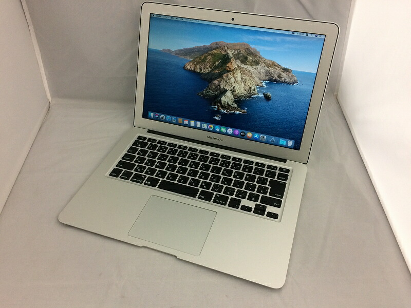 【中古】[ Apple ] MacBook Air 7.2 Early 2015