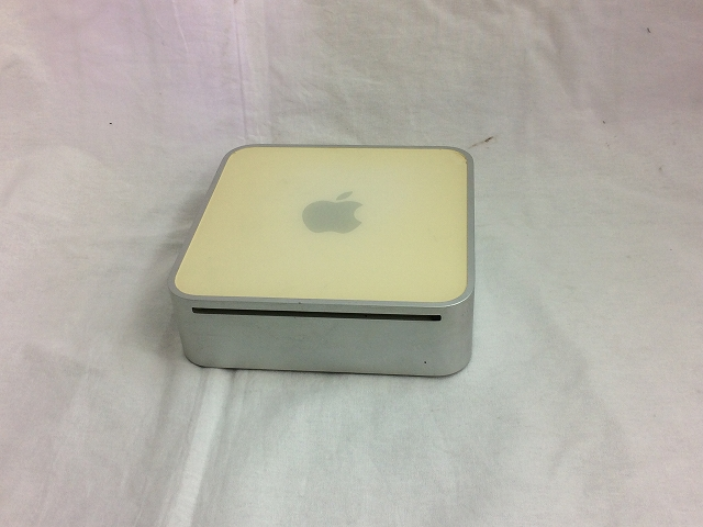 【中古】[ Apple ] Mac mini 1.1 / Intel Core Duo / 1.83GHz / DVD-Combo / MA608J/A / Late2006 A1176
