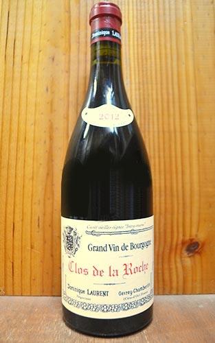 クロ・ド・ラ・ロッシュ グラン・クリュ ヴィエイユ・ヴィーニュ レゼルヴ・ペルソネール 2014年 ドミニク・ローラン 750ml 正規 (ブルゴーニュ 赤ワイン)