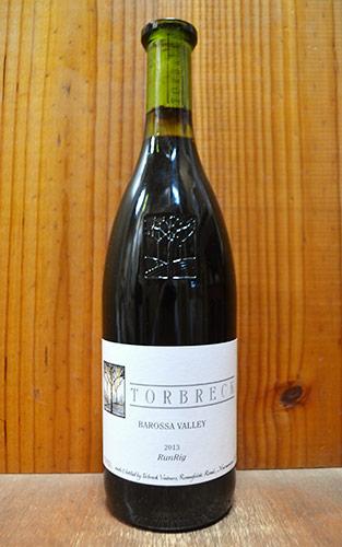 ラン・リグ 2013年 トルブレック・ヴィントナーズ 750ml (オーストラリア 赤ワイン)